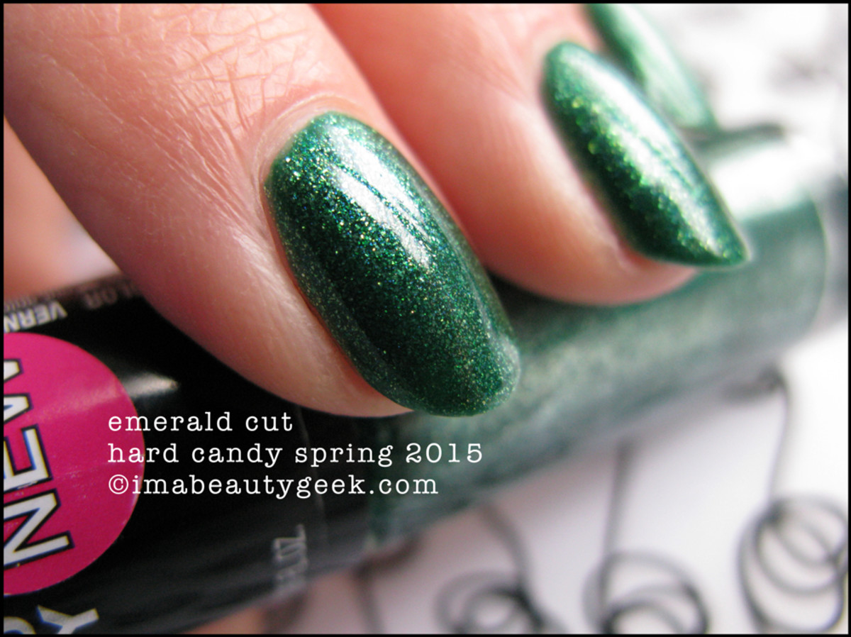 Hard Candy Nail Emerald Cut Spring 2015_2