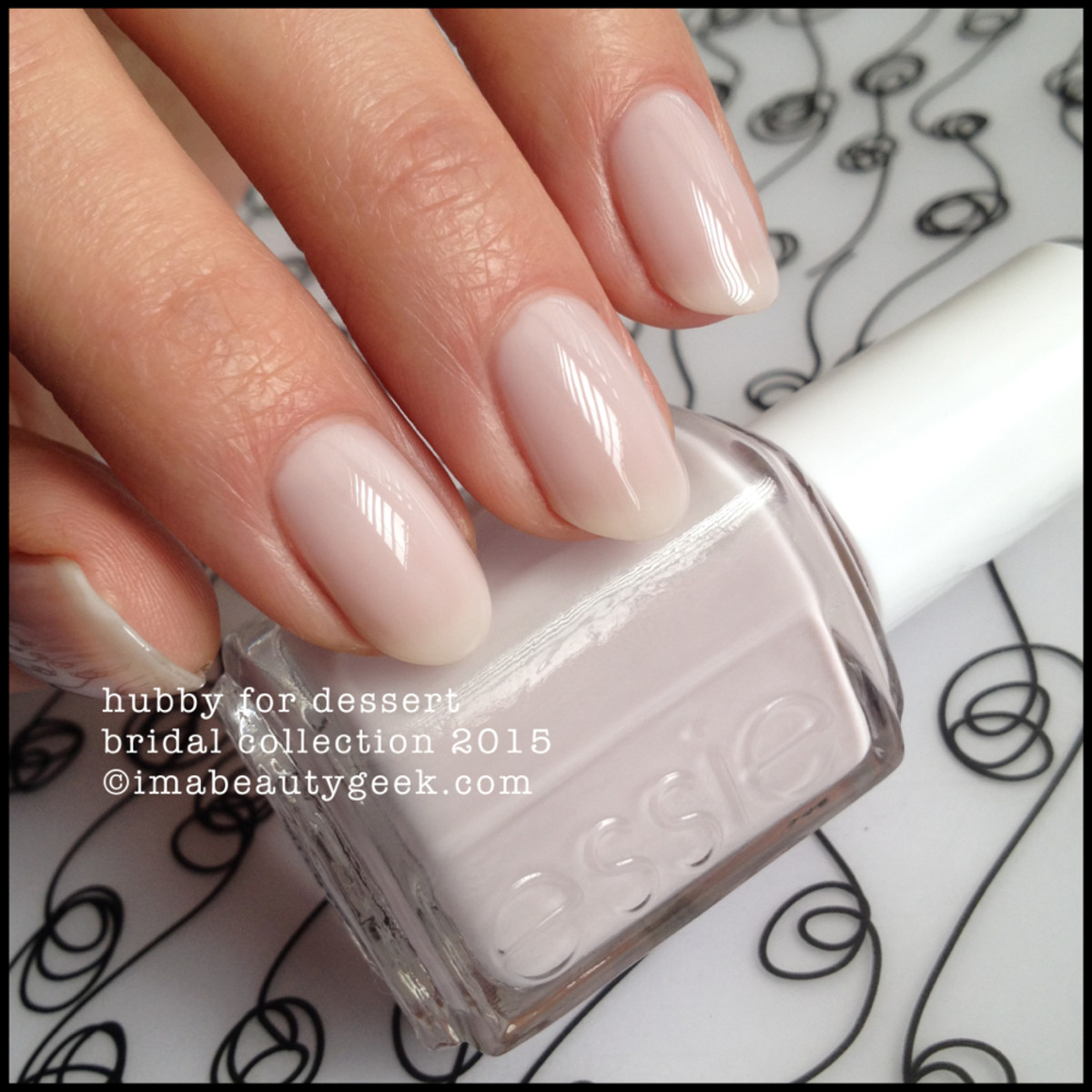 Essie Hubby For Dessert Essie Bridal 2015