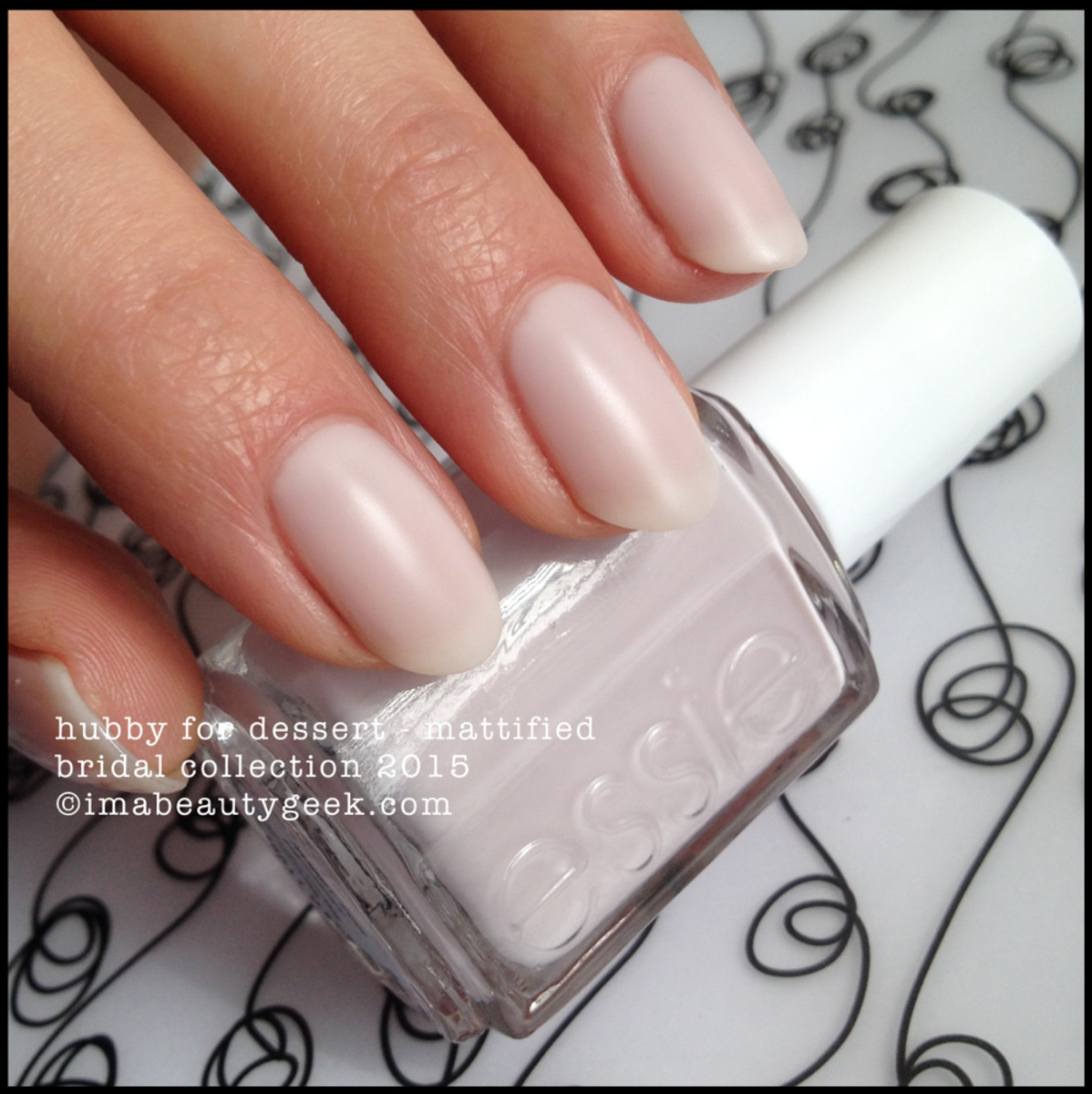 Essie Bridal 2015 Essie Hubby For Dessert