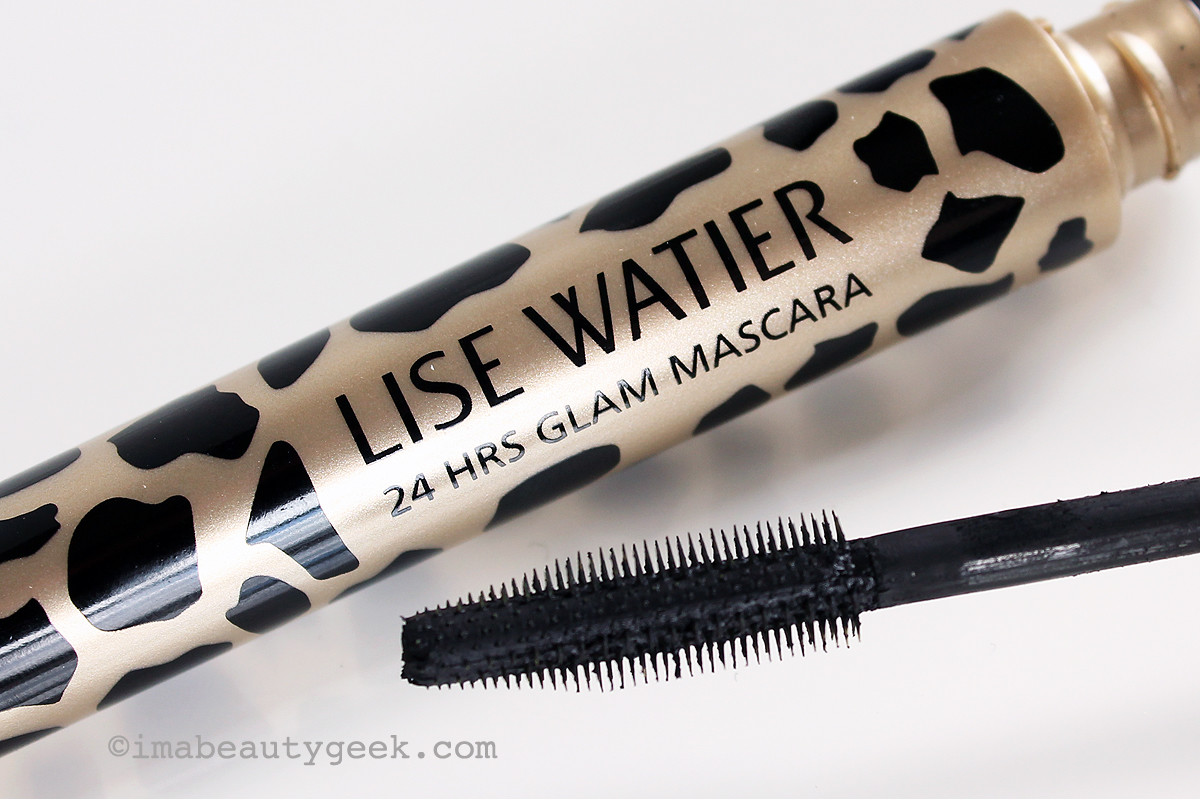 Lise Watier 24 Hrs Glam tube mascara_brought to you by Reactine