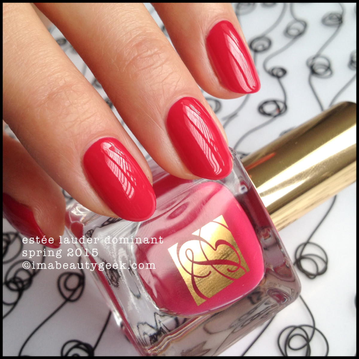Estee Lauder Dominant Pure Color Nail Envy Spring 2015