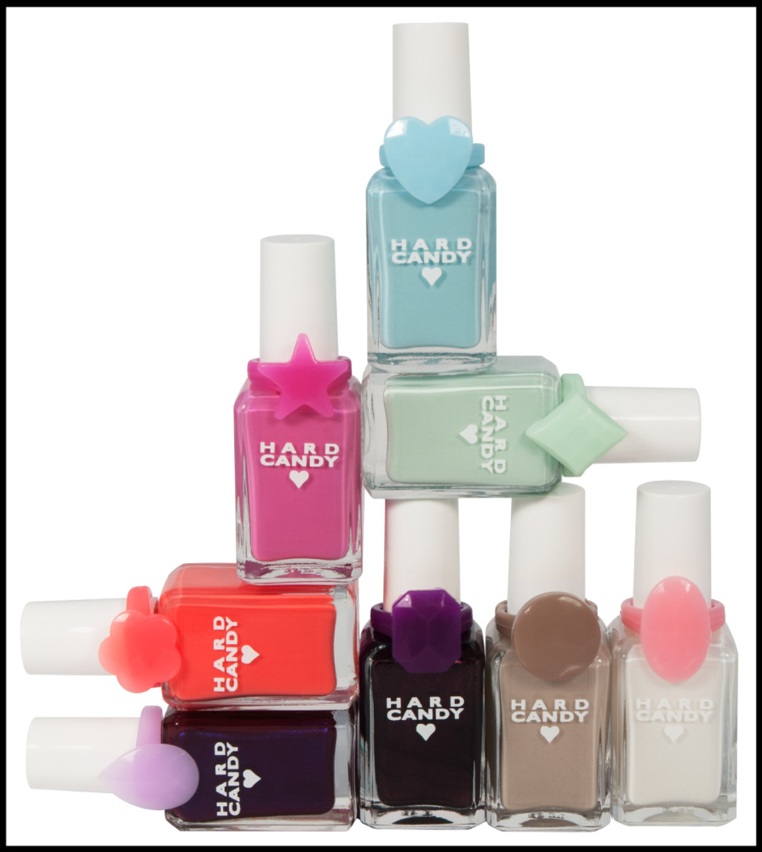 Hard Candy 20th Anniversary Polish Collection 2015