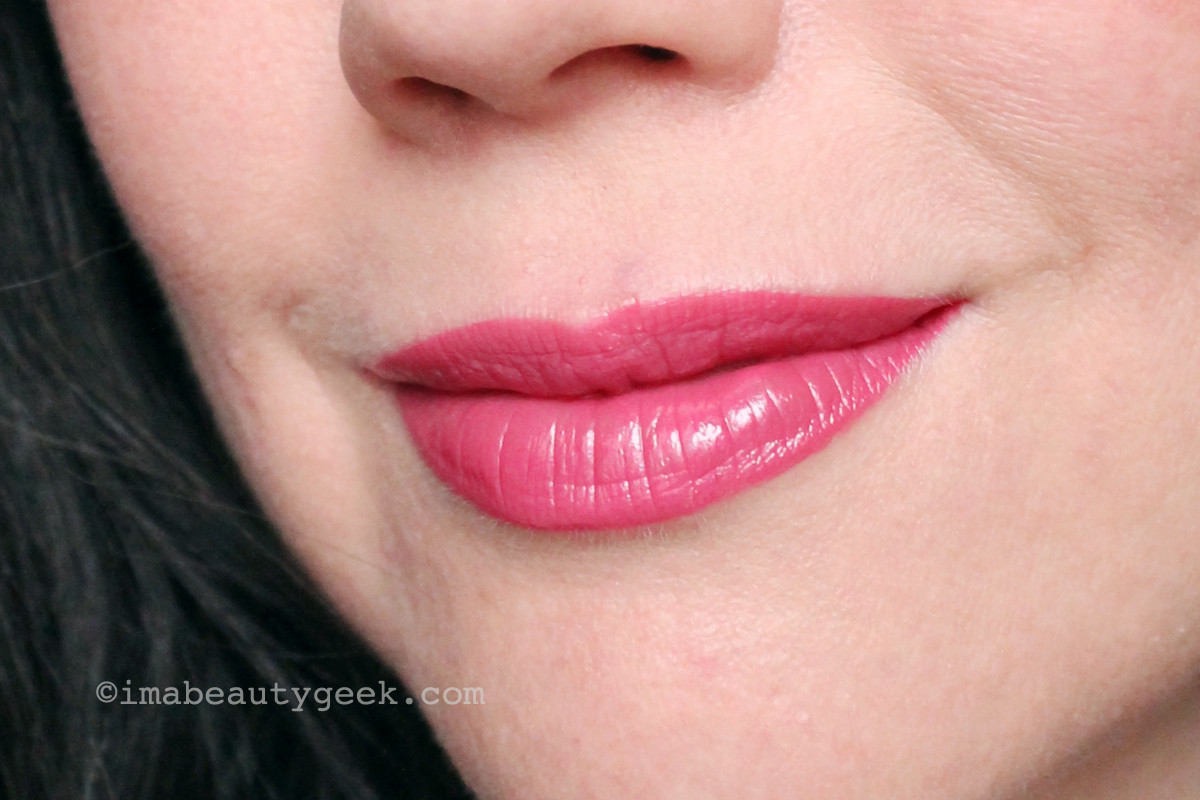 Rimmel London Provocalips 16 HR Kiss Proof Lip Colour in 200 I'll Call You review