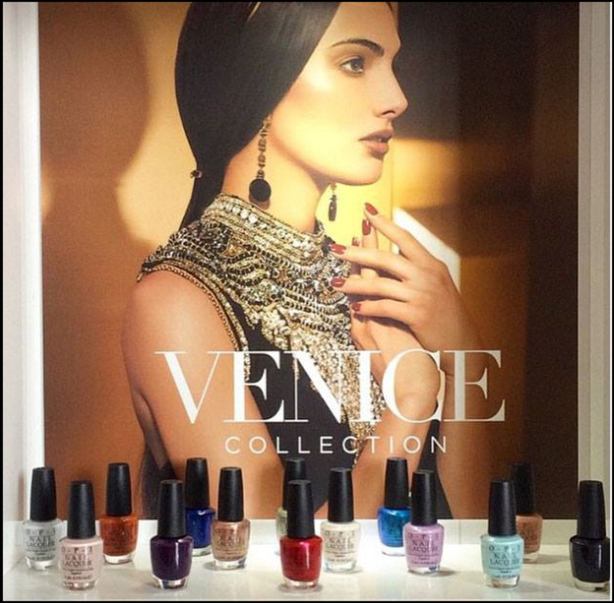 OPI Venice 2015 Sneak Peek Beautygeeks