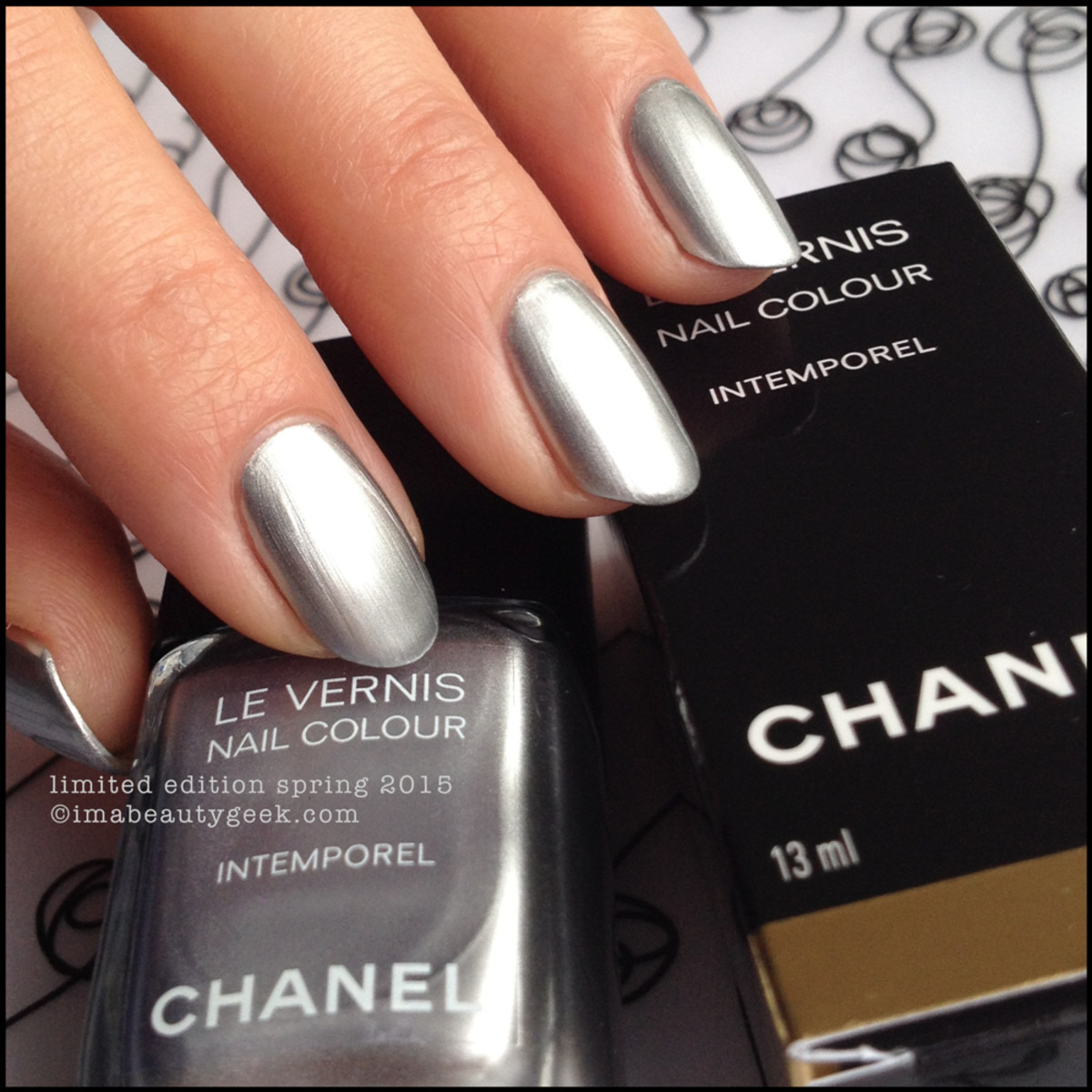 Chanel Intemporel Le Vernis Limited Edition Spring 2015