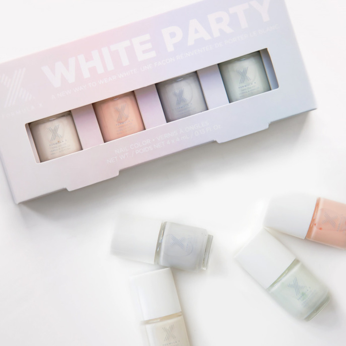 Formula X White Party 2015