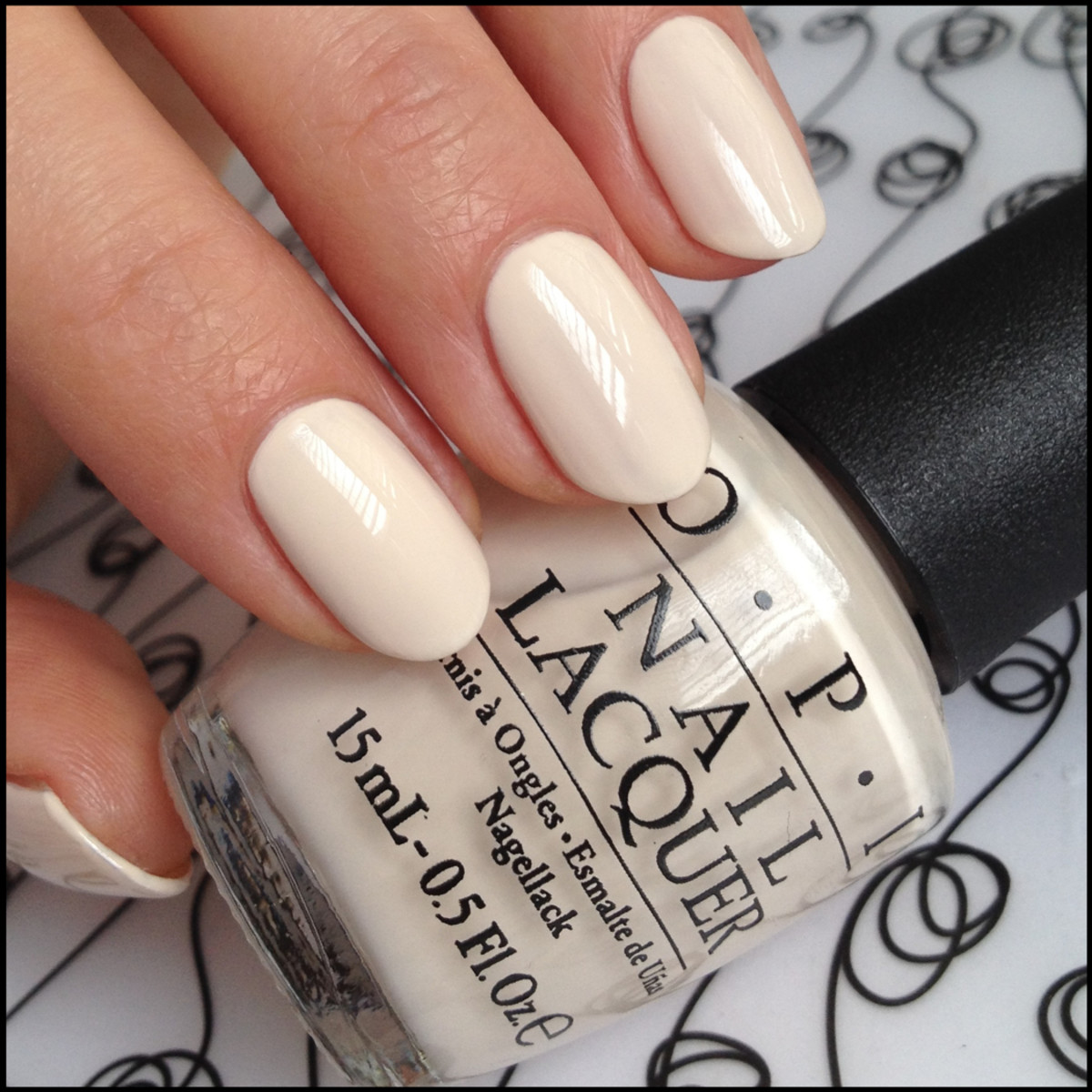 OPI Venice 2015 OPI Be There In A Prosecco