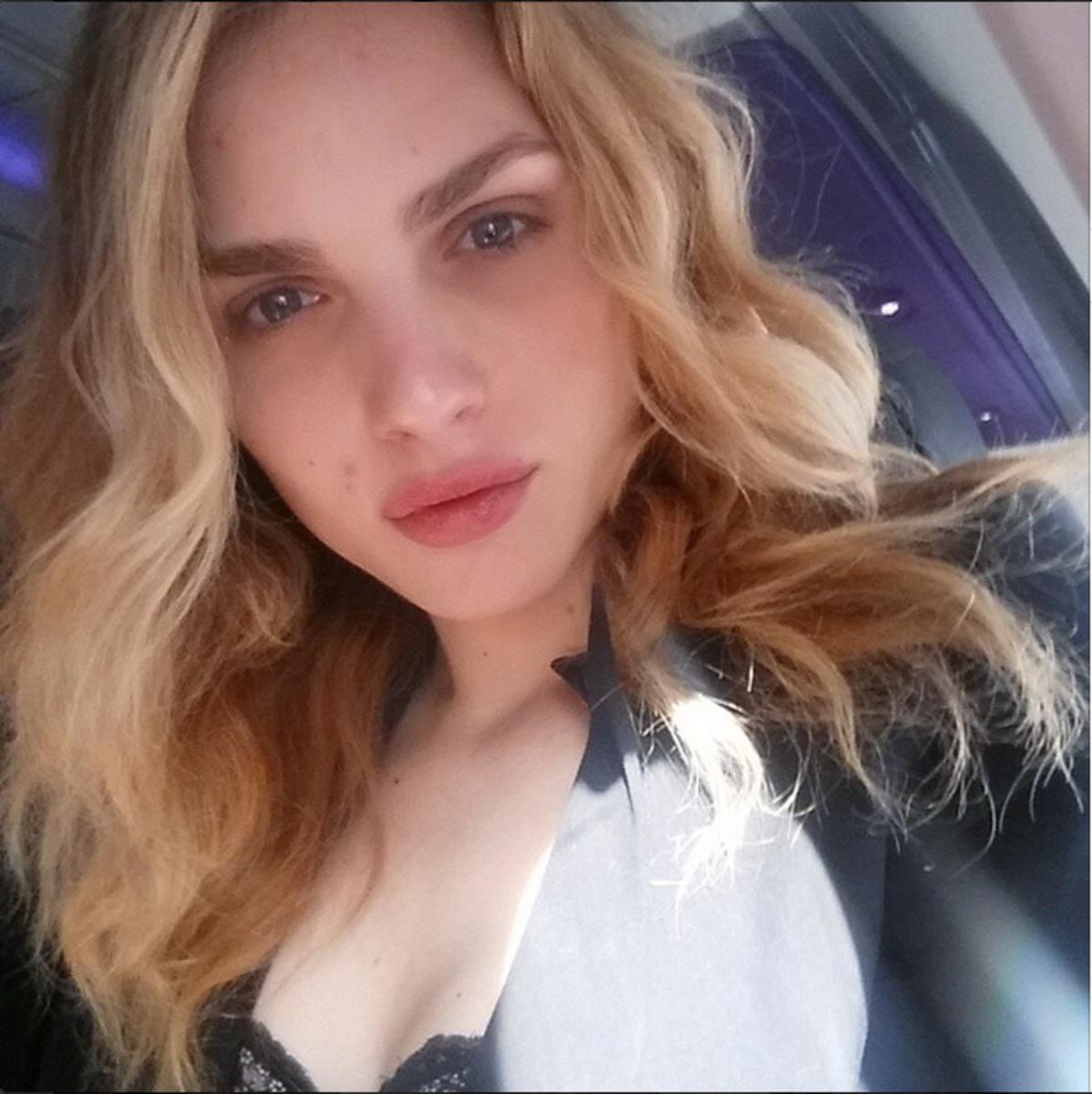Andreja Pejic transgender model Instagram