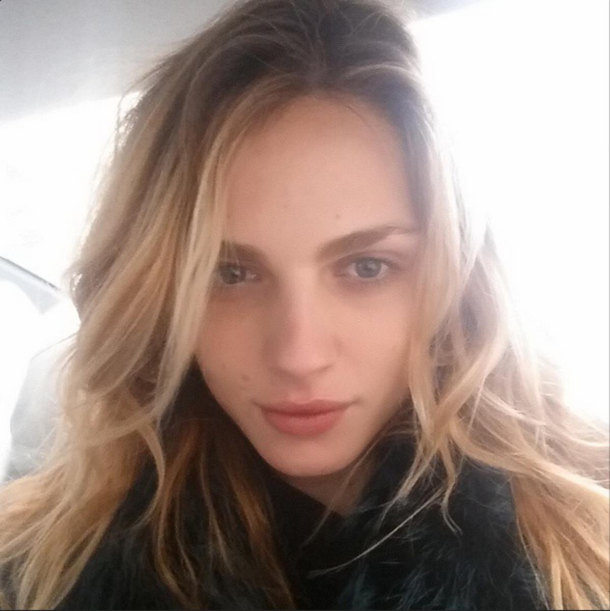 Andreja Pejic transgender model via Instagram