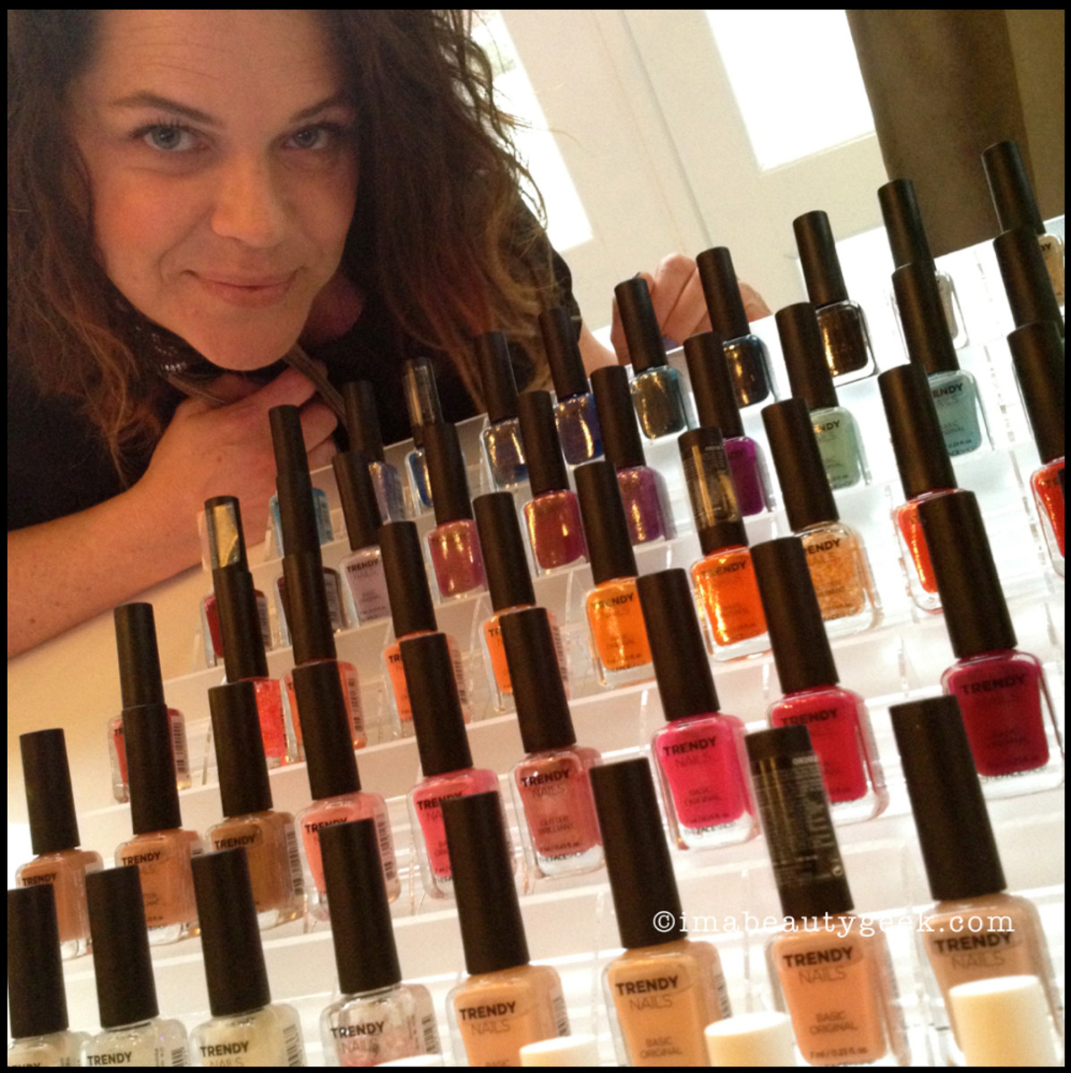 TheFaceShop Expert Nails Leeanne Colley Beautygeeks