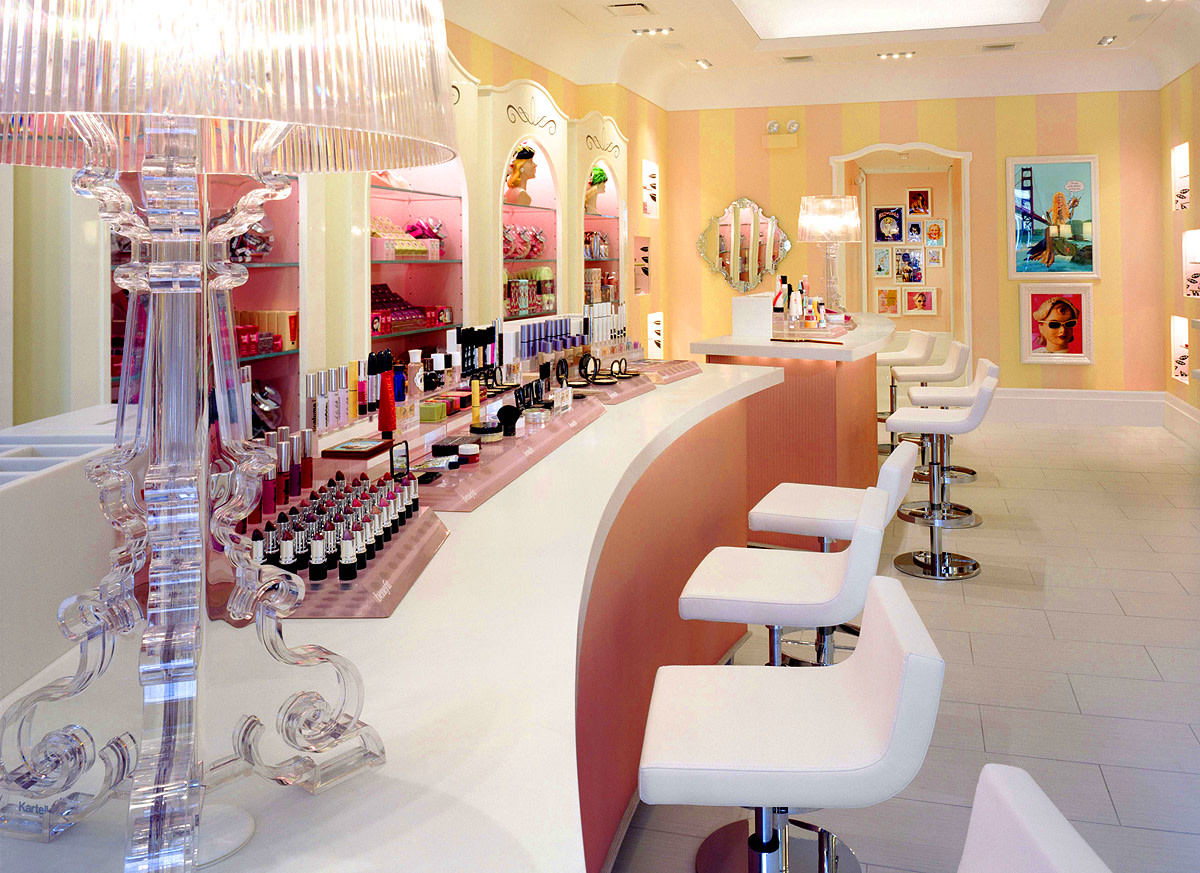 Benefit Boutiques_Canada_this is London UK