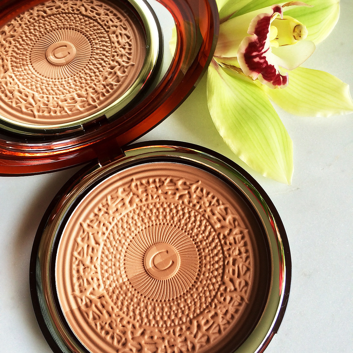 Clarins Summer 2015 Aquatic Treasures bronzer