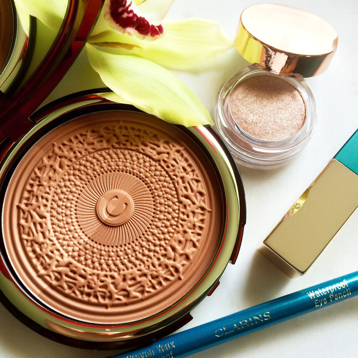 Clarins Summer 2015 Aquatic Treasures makeup