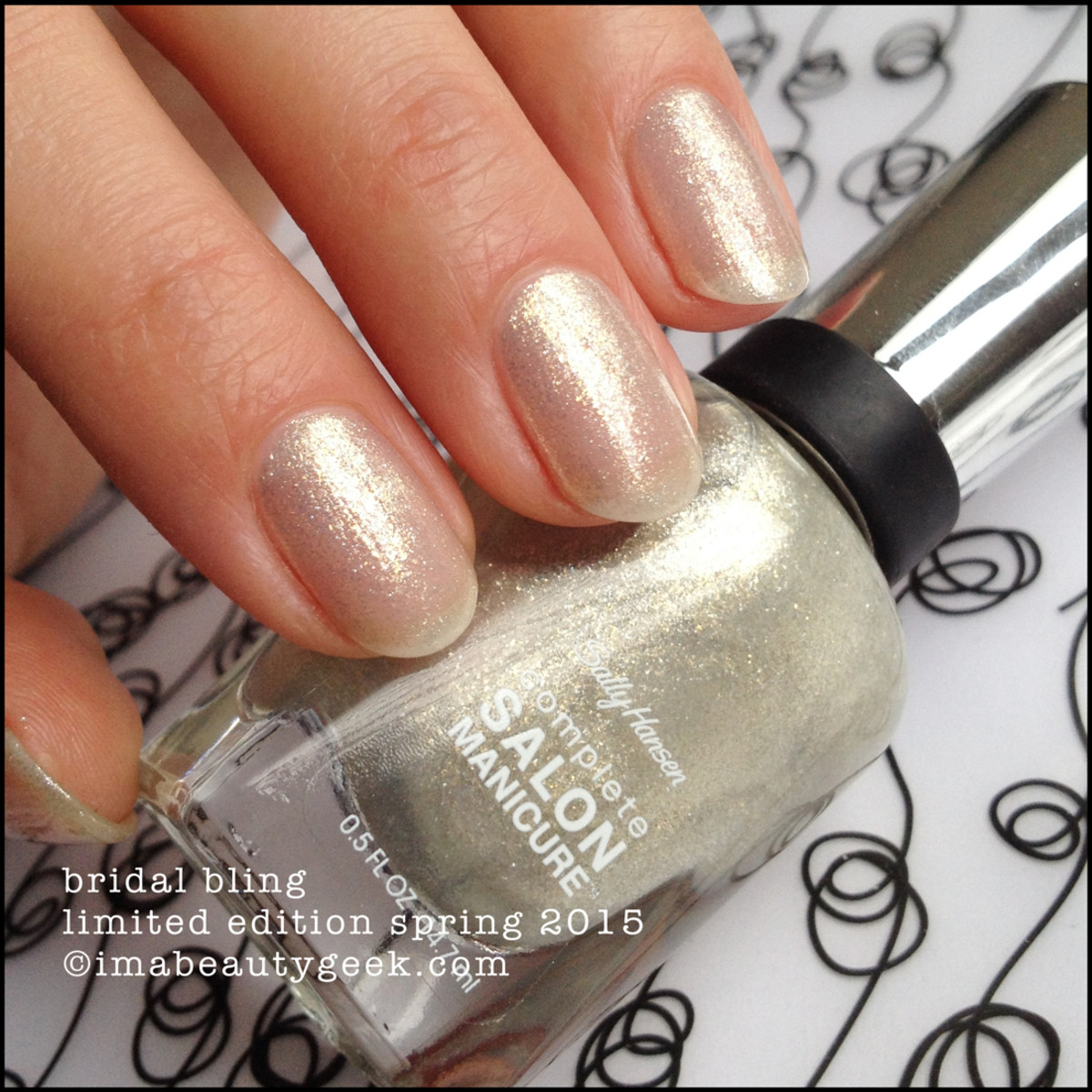 Sally Hansen Perfect Pair