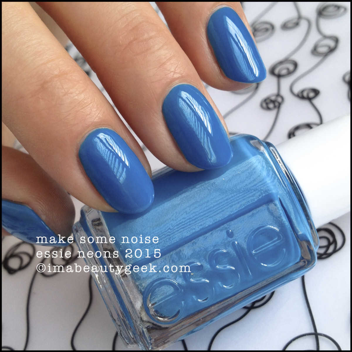 Essie Make Some Noise Essie Neons 2015 Collection