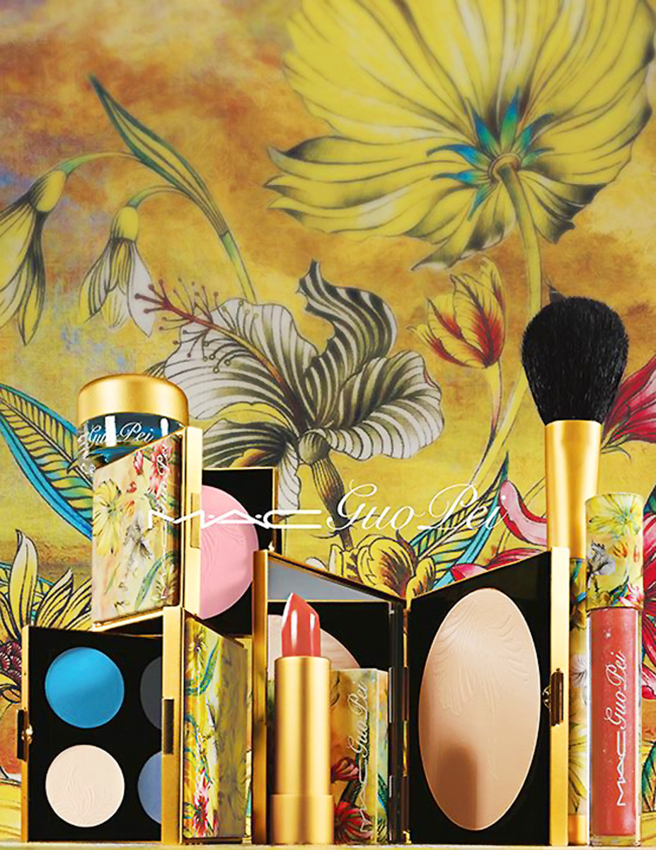 MAC Guo Pei makeup collection 2015