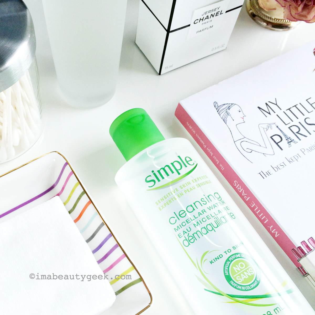 Simple Cleansing Micellar Water review