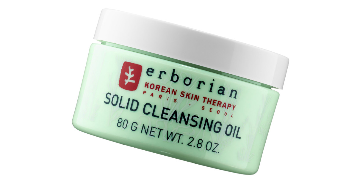 How to fake a good night's sleep with skincare when you're in your late 40s: Erborian Solid Cleansing Oil