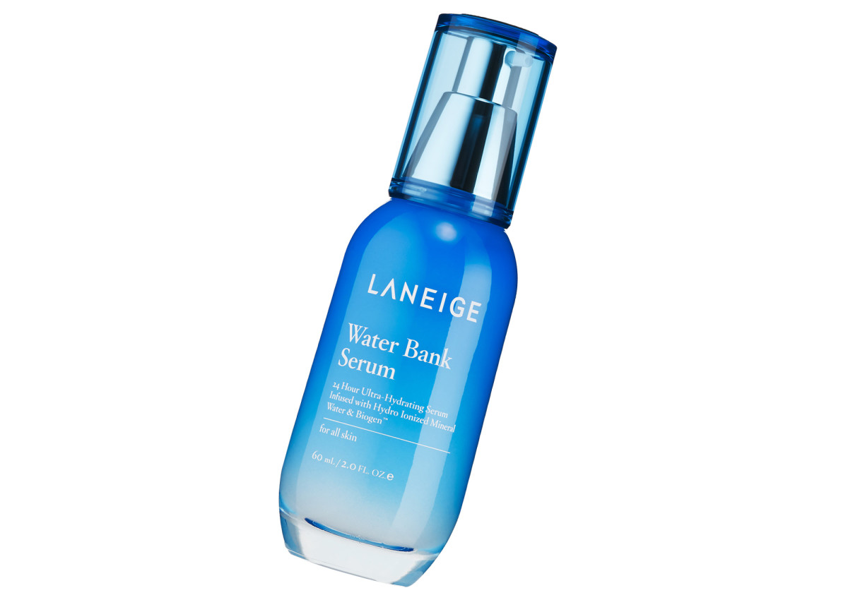 How to fake a good night's sleep with skincare when you're in your late 40s: Laneige Water Bank Serum