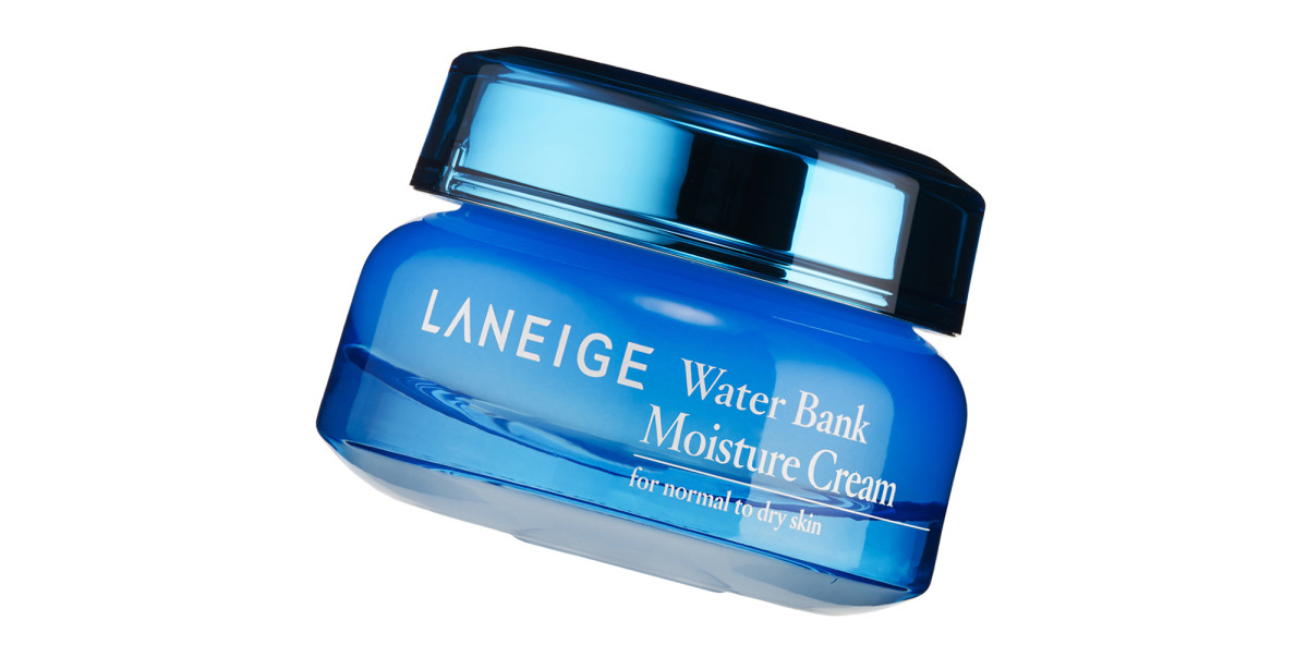 Fake a good night's sleep with skincare when you're in your late 40s: Laneige Water Bank Moisture Cream