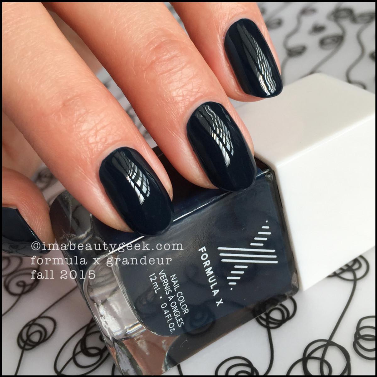 Formula X Grandeur Nail Polish 2015