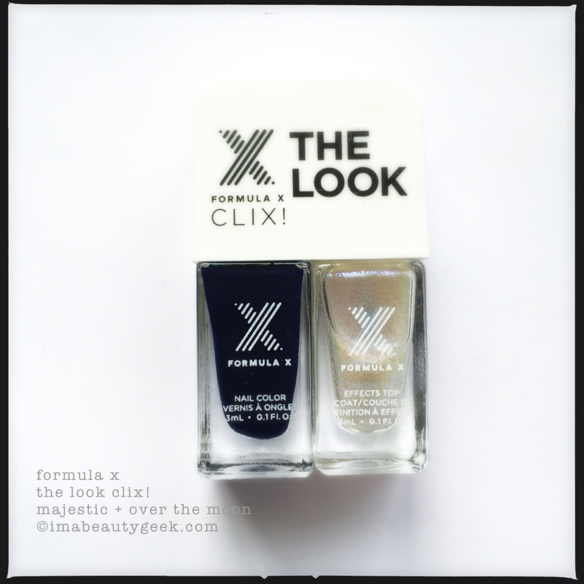 Formula X Clix The Look Majestic Over the Moon Nail Polish 2015