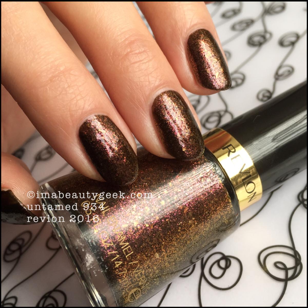 Revlon Untamed 934 Polish_Revlon Nail 2016
