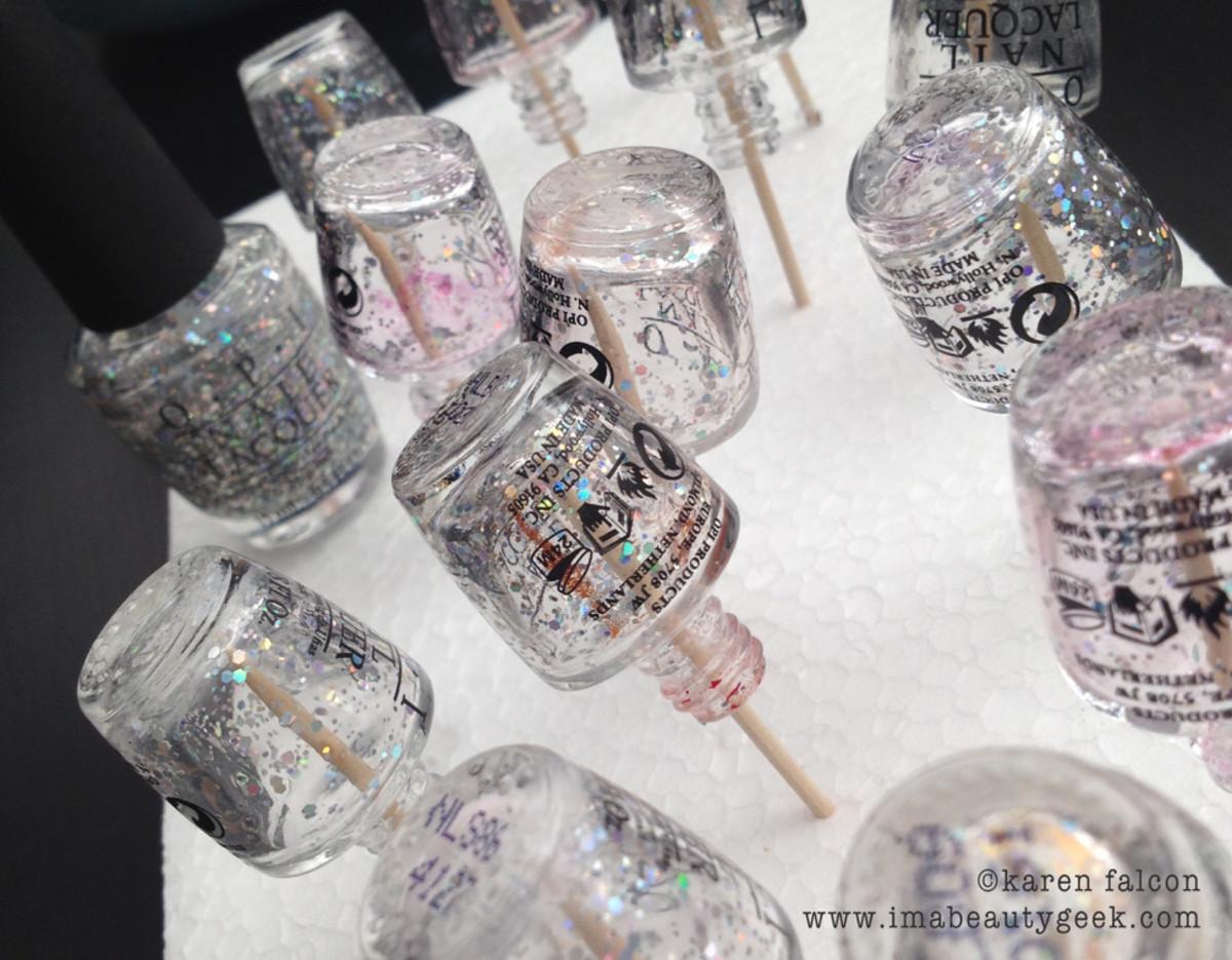 OPI MIni Lights DIY Instructions Karen Falcon