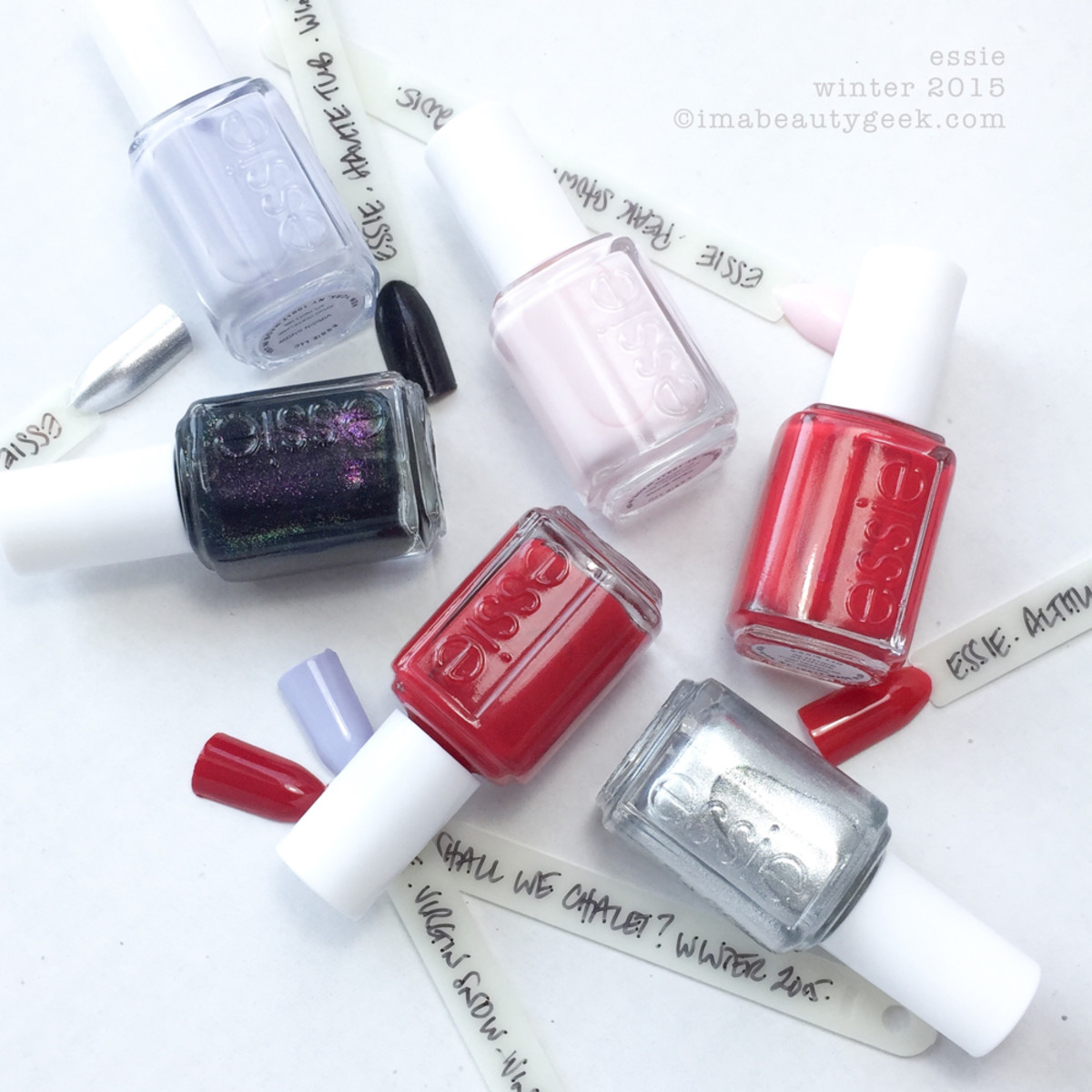 Essie Winter 2015 Swatches Review Comparisons Beautygeeks_Header