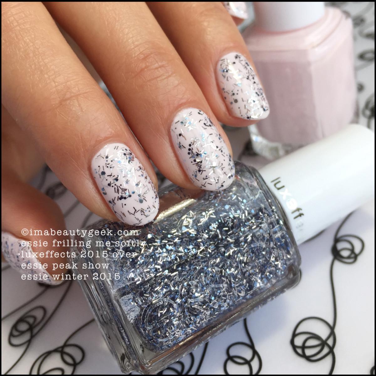 Best Essie Glitter Nail Polish - Creative Touch