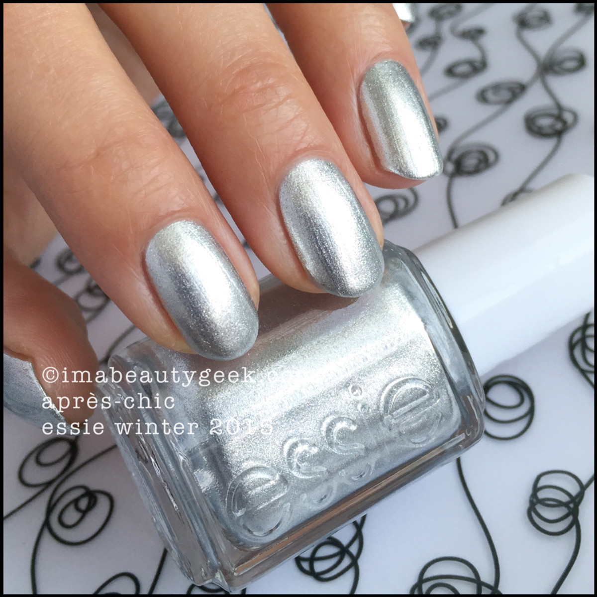 Essie Winter 2015 Collection_Essie Apres Chic