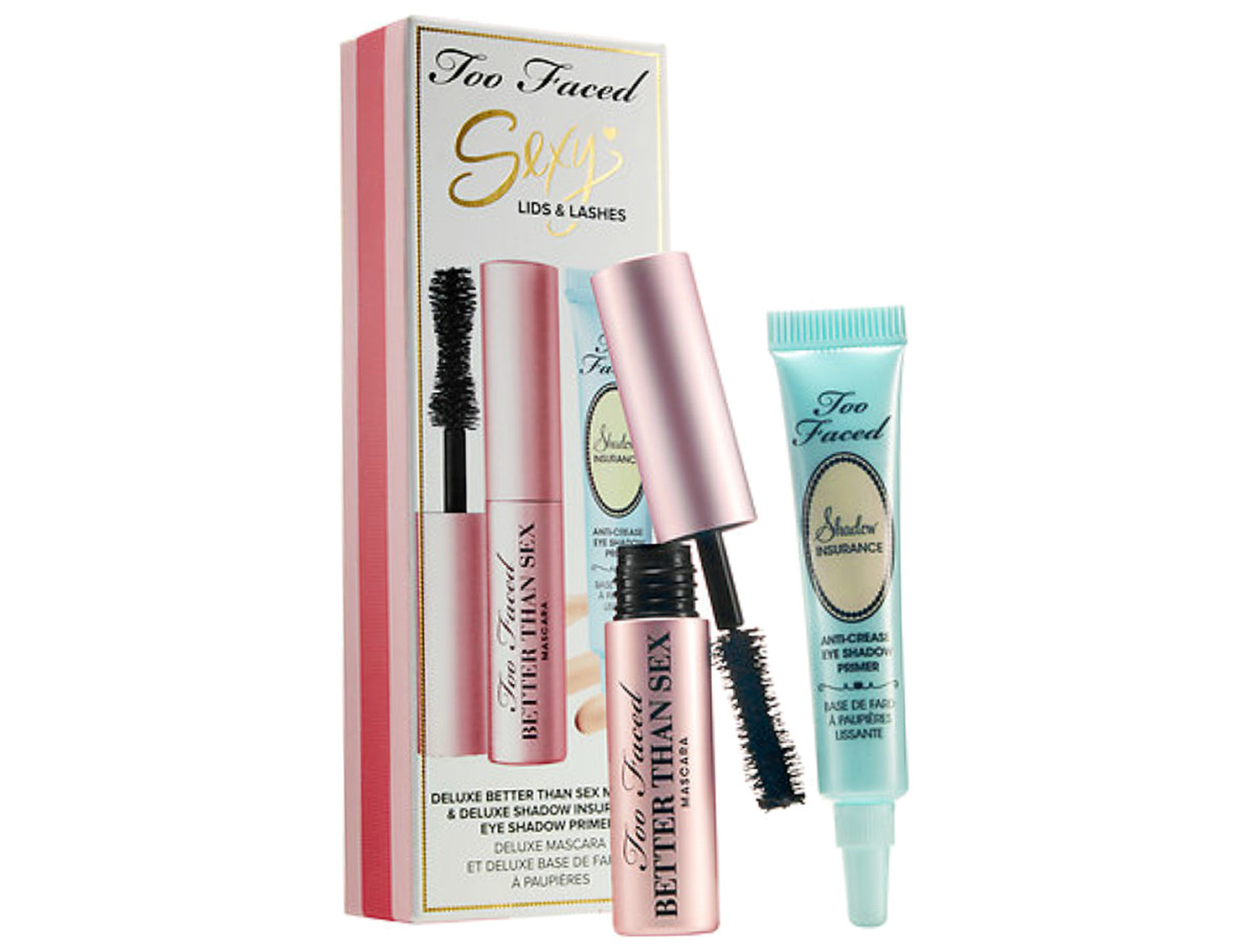 Too Faced Sexy Lids & Lashes black friday sephora