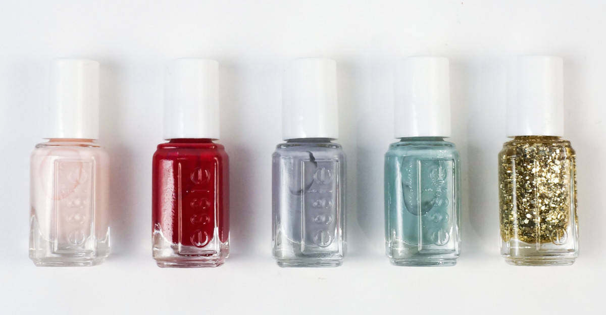 Essie Holiday Set 2015
