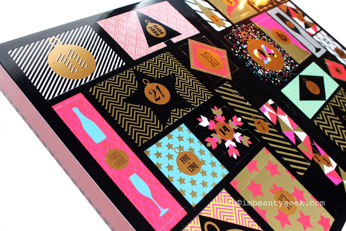 TheFaceShop 2015 Beauty Advent Calendar