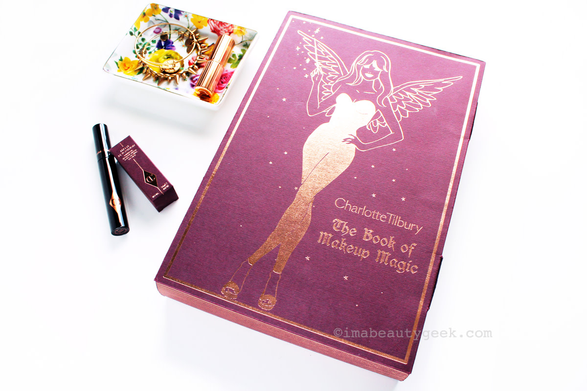 12-day beauty advent calendars_Charlotte Tilbury The Book of Makeup Magic