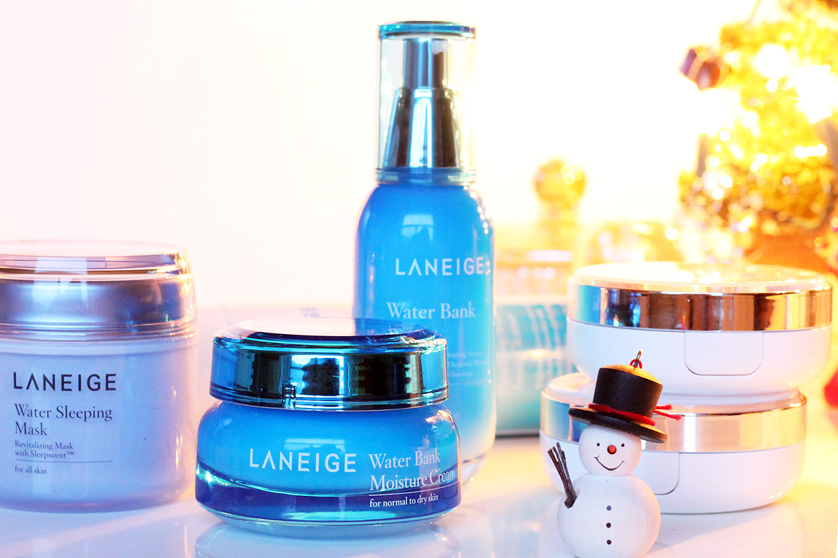 Win one of three collections of Laneige skincare!