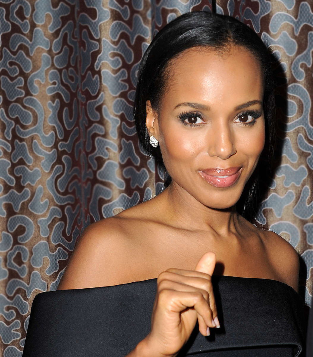 Kerry Washington is adding nail polish to her celebrity endorsements portfolio