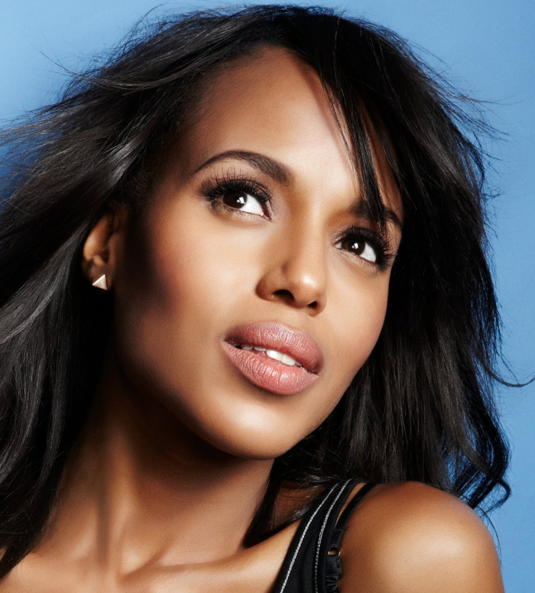 Kerry Washington has just signed with OPI as their new creative ambassador.