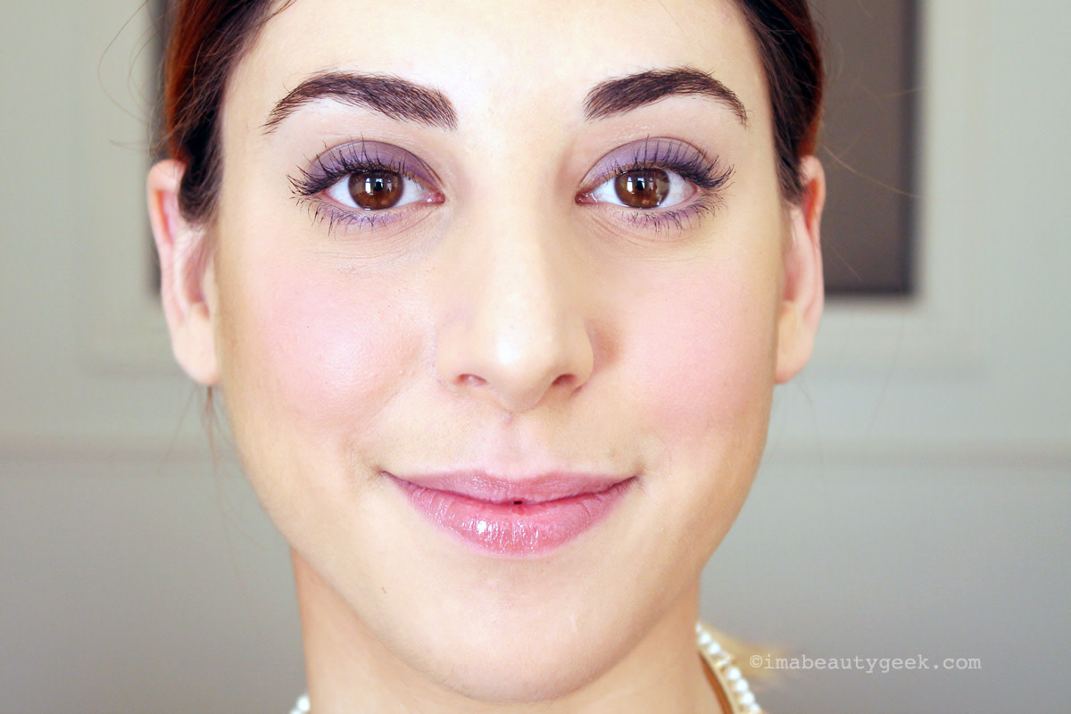 3 minute smoky eye makeup that stays put