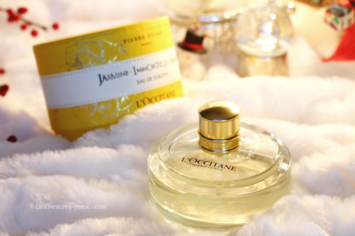 L'Occitane Jasmine Immortelle_best holiday fragrances