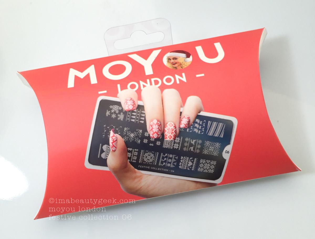 MoYou London Festive Starter Kit