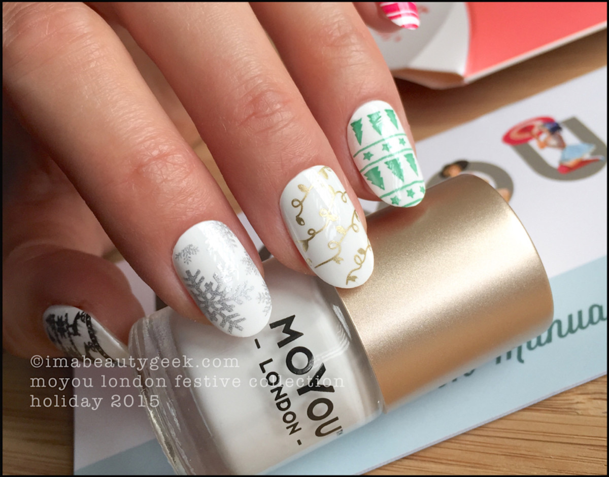 MoYou Stamp Festive Collection
