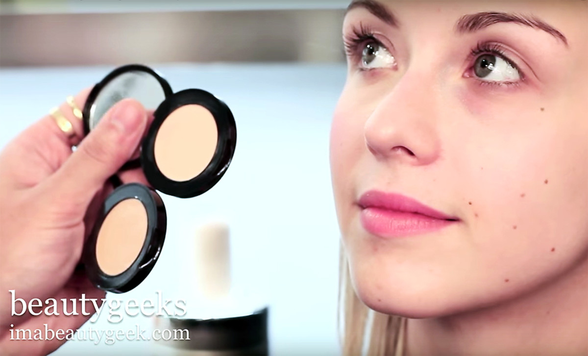how concealer can cut your makeup time