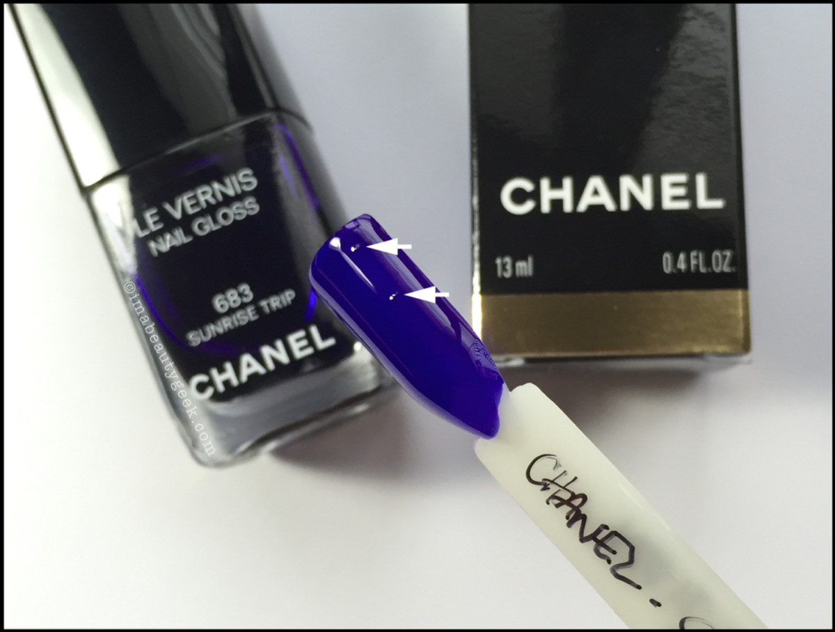 Chanel Sunrise Trip Nail Gloss 683_Chanel LA Sunrise Spring 2016
