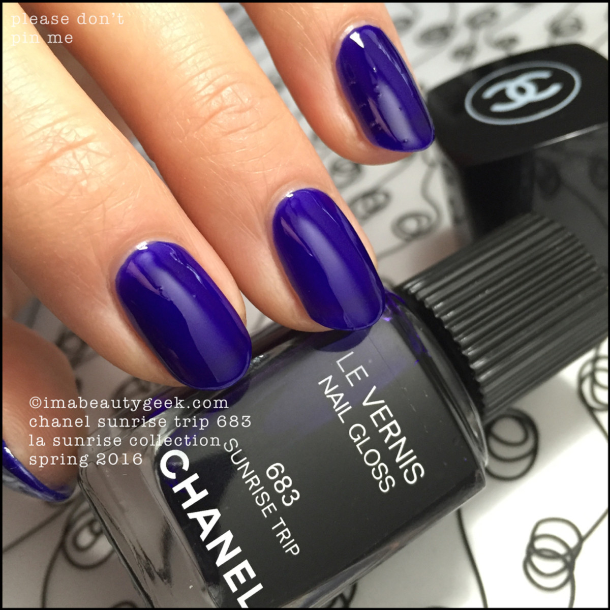 Chanel LA Sunrise Spring 2016_Chanel Sunrise Trip Vernis 683
