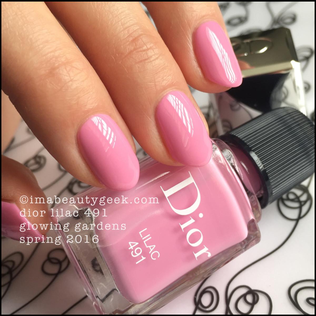 Dior Lilac 491 Vernis_Dior Glowing Gardens Spring 2016