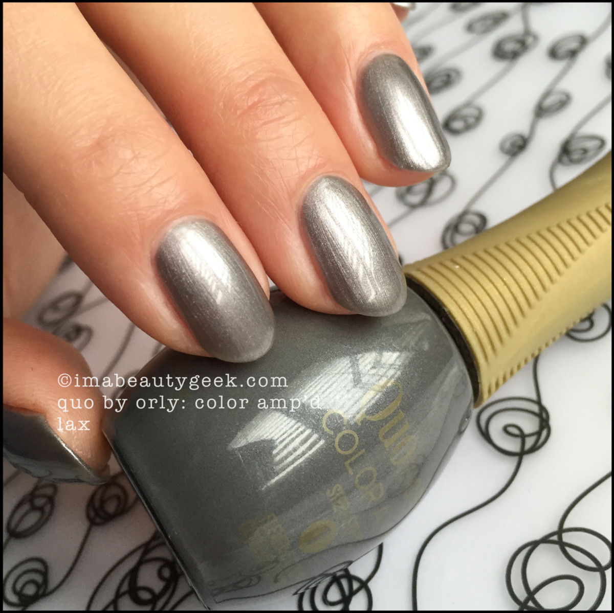 Quo by Orly Color Ampd LAX