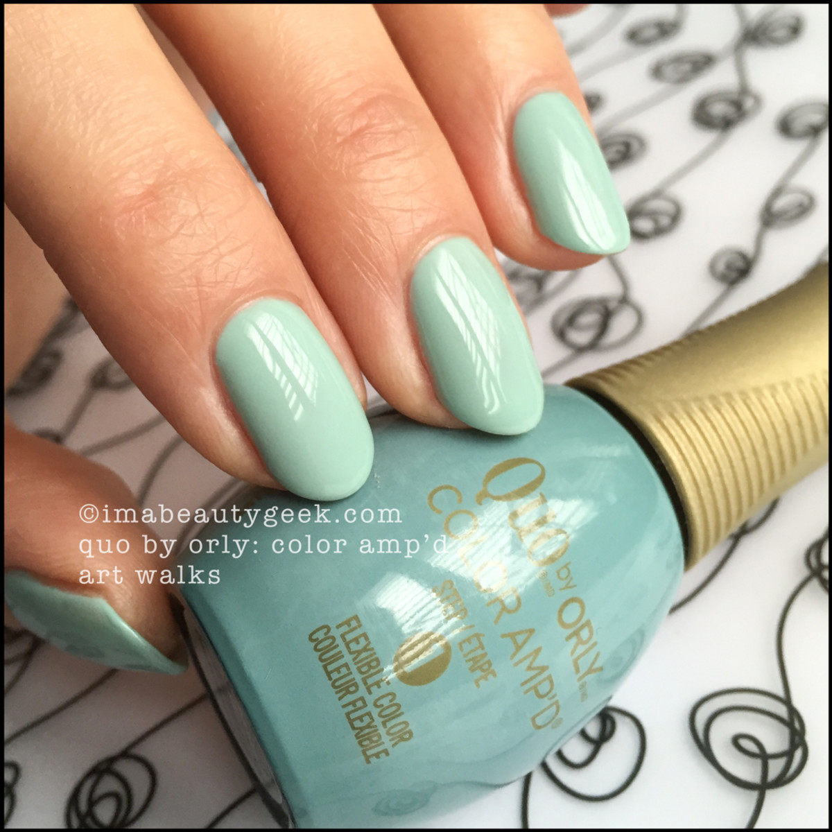 Quo Color Ampd Art Walks_Orly Epix Cameo Swatch