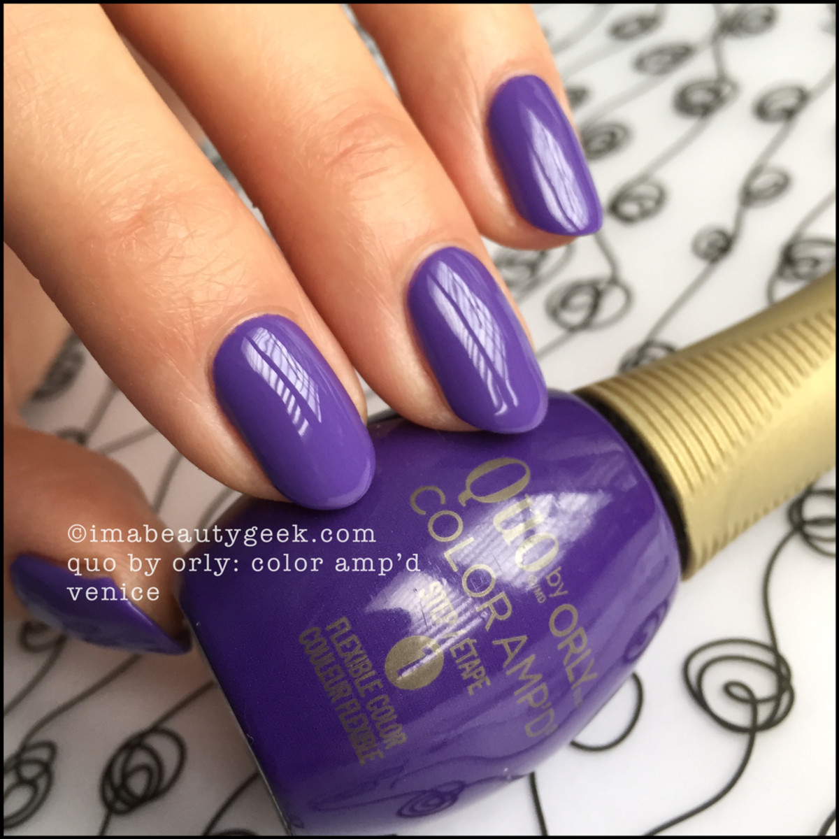 Quo by Orly Color Ampd Venice_Orly Epix Swatches