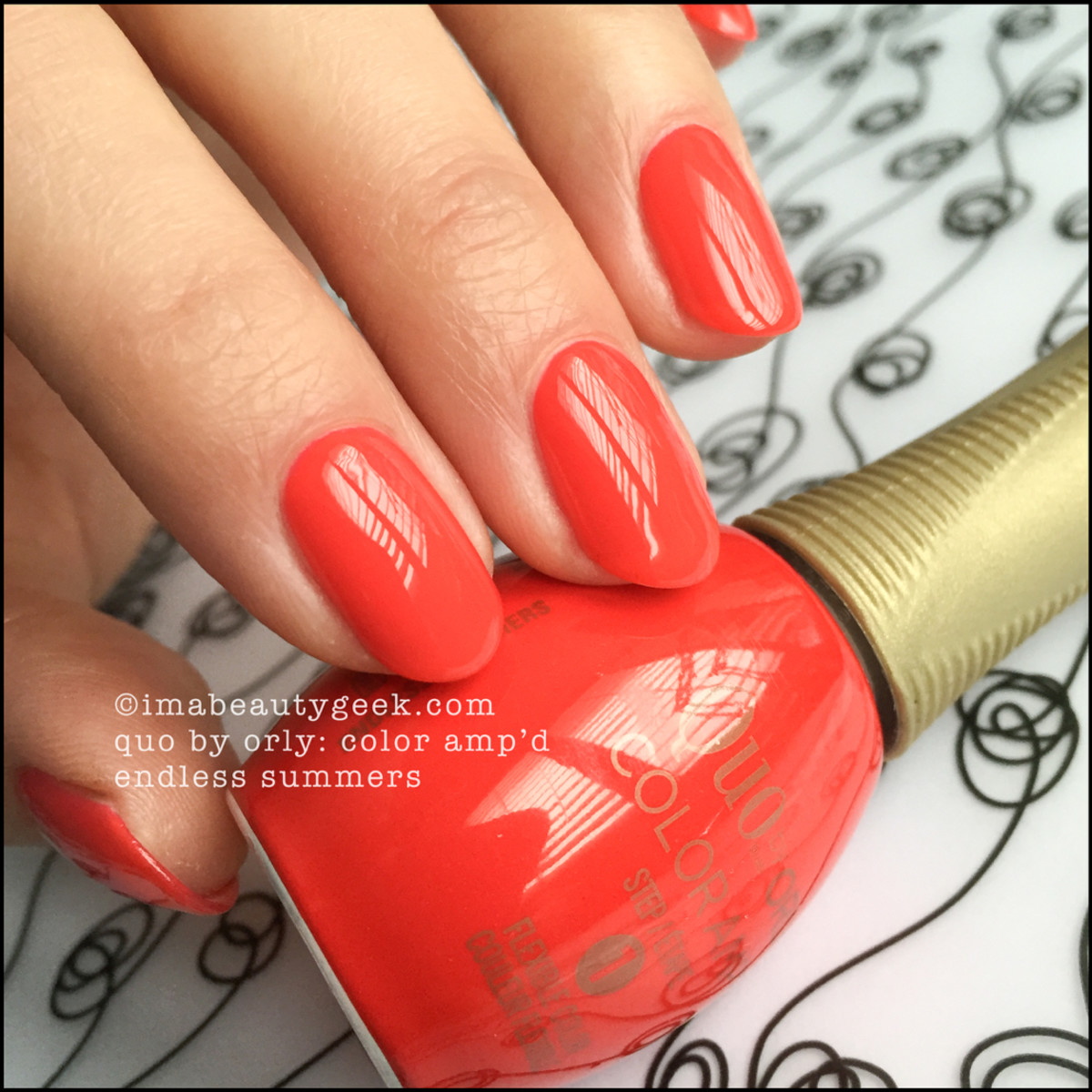 Quo by Orly Endless Summers_Quo by Orly Color Ampd Epix